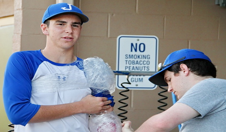 How to prevent baseball arm injuries