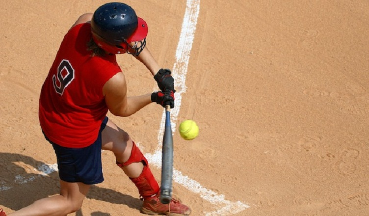 How to correct a Baseball swing