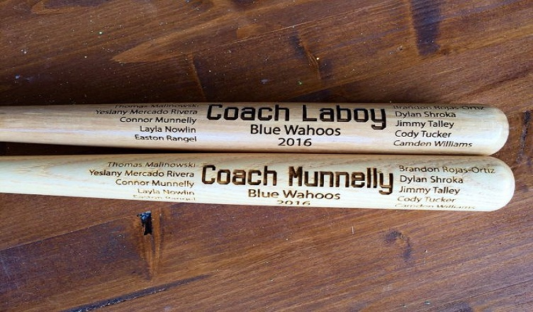 How To Paint A Wooden Baseball Bat