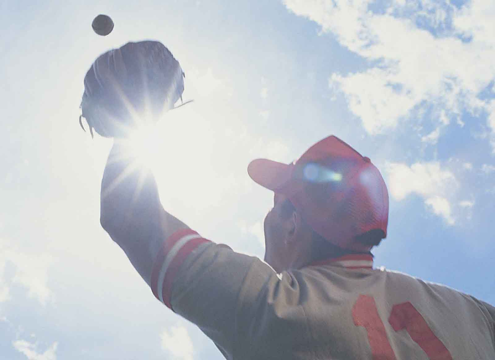 health benefits of playing baseball