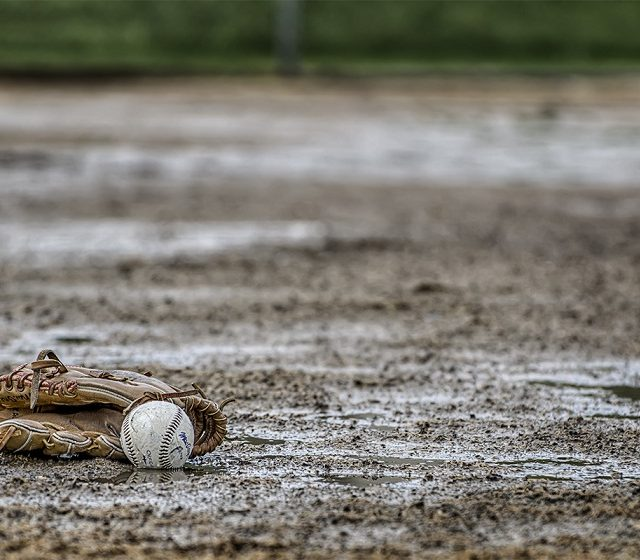 Why can't baseball be played in the rain?