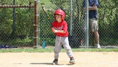 Youth Baseball Practice Drills