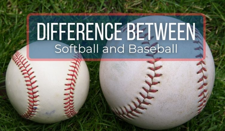 What Are the Differences between Softball and Baseball