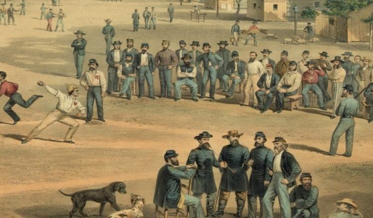 Did Baseball Originate in America - History of Baseball