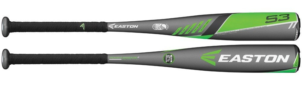 Easton S3 Big Barrel (-10) Baseball Bat Review