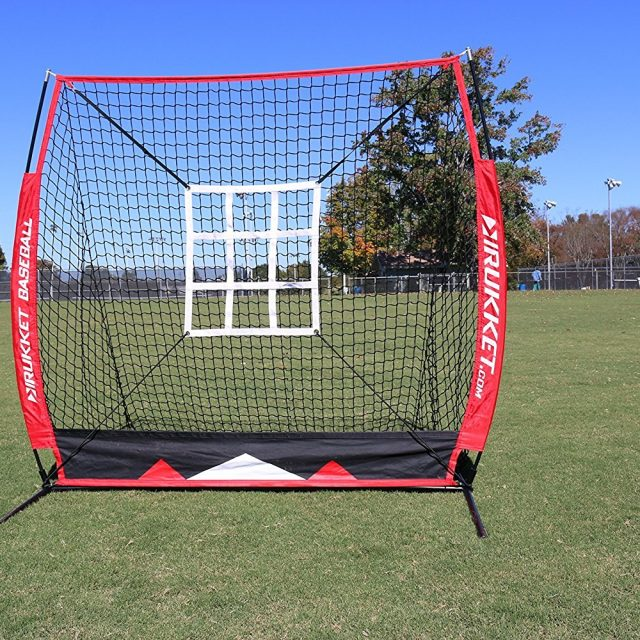 Best baseball & softball pitching net