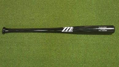 Marucci Chase Utley Cu26 Pro Maple Black Wood Baseball Bat