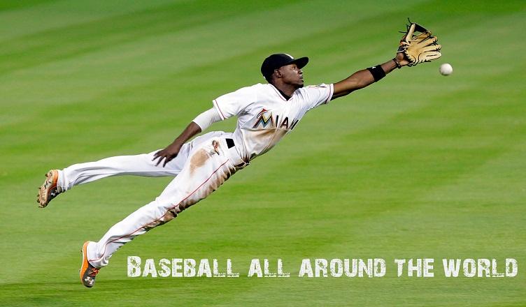 Where is baseball played around the world