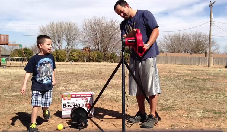 Best pitching machine for youth and kids