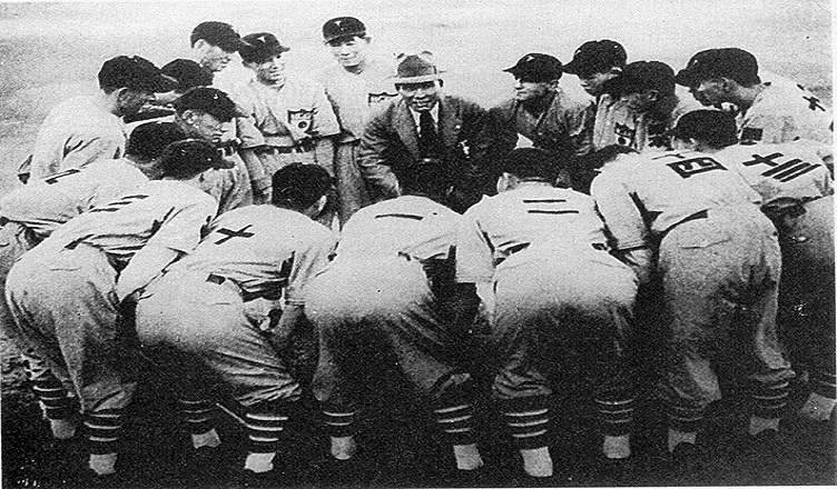 History of Japanese Baseball