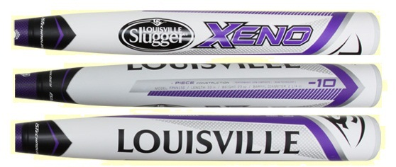 Louisville Slugger Xeno Fastpitch Review