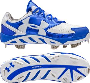 Under Armour Women's UA Spine Glyde Softball Cleats Review