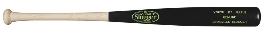 Louisville Slugger Youth (125 maple Genuine) Unfinished Review