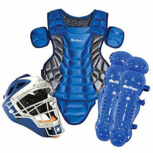Junior Catcher Gear Pack - Royal