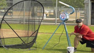 Jugs Small Ball Pitching Machine