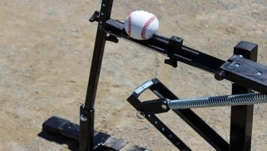 Louisville Slugger Upm 50 Black Flame Pitching Machine Review1