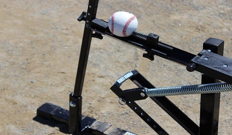 Louisville Slugger Upm 50 Black Flame Pitching Machine Review1