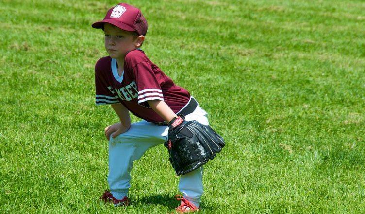 Tee Ball Outfielder