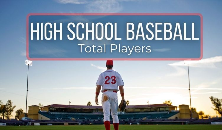Number of High School Baseball Players