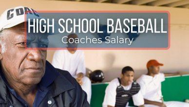 Baseball Coaches Salary
