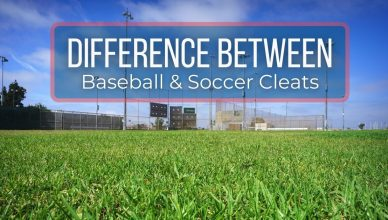 Differences between Baseball and Soccer Cleats