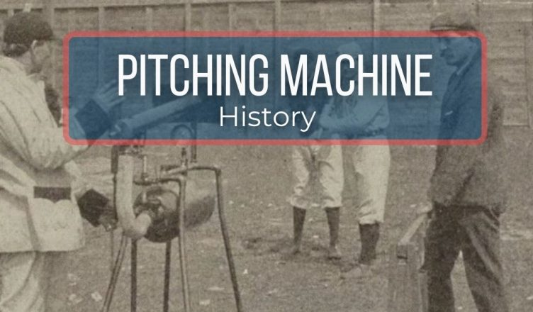 History of the pitching machine