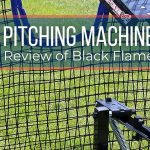 Louisville Slugger Black Flame Pitching Machine Review
