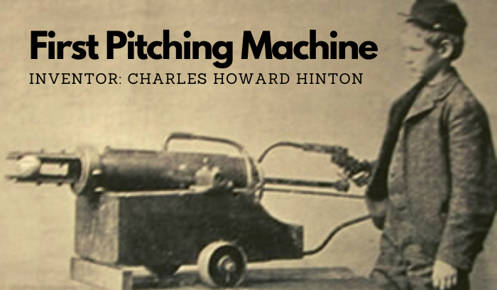 First Pitching Machine