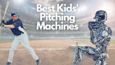 Best Kids' Pitching Machines