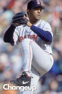 Changeup Pedro Martinez