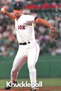 Knuckleball Tim Wakefield