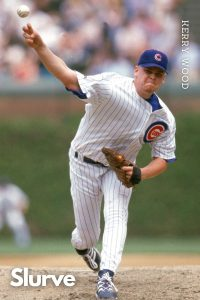 Slurve Kerry Wood