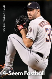 4-Seem Fastball Justin Verlander