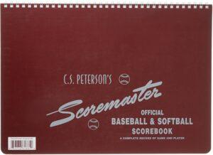 Cramer Baseball Scorebook
