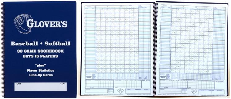 Glover's Scorebook