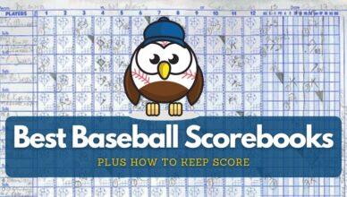 Best Baseball Scorebooks