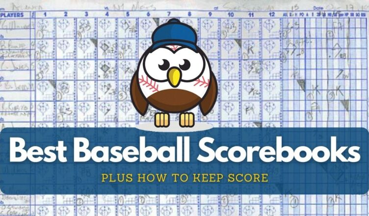 Best Baseball Scorebooks