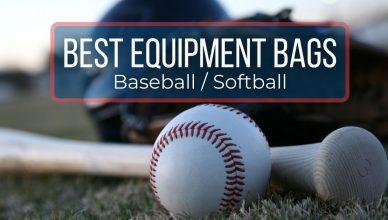 Best baseball equipment bags