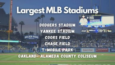Largest MLB Stadiums