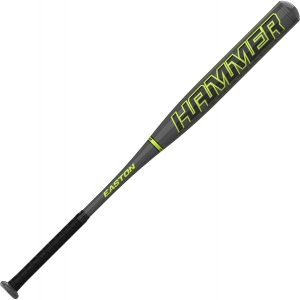 Easton HAMMER Slowpitch Softball Bat, Power Loaded