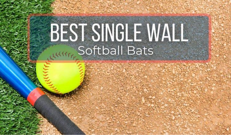 Best Single Wall Softball Bat 2017
